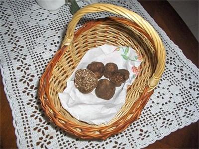 Българските трюфели са по-дребни, но не отстъпват по вкус на френските и италианските.  СНИМКИ: АВТОРЪТ
