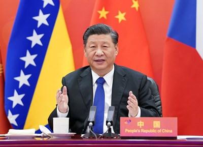Си Дзинпин, председател на Китайската народна република