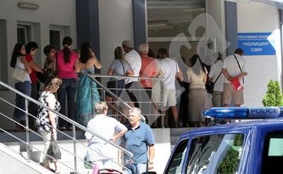 В София ще бъде разкрита нова паспортна служба с 25 гишета. СНИМКА: 24 часа