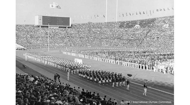 Следвоенният подвиг на Япония - организира олимпиадата от 1964-а
