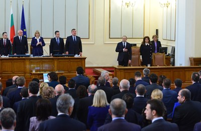 Мандатът на президента Румен Радев започна със заплата от 9285 лева