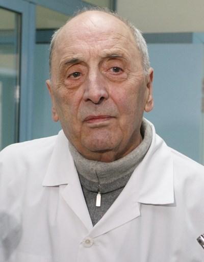 Рожден ден има проф. Драган Бобев - създателят на модерната детска онкохематология