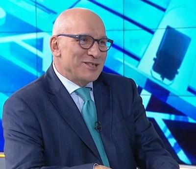 Левон Хампарцумян  Кадър: БНТ