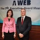 Спряганата за нов шеф на ЦИК Камелия Нейкова и настоящият председател на комисията Александър Андреев
