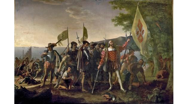 Канибализмът: От Колумб до майки, ядящи децата си днес