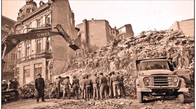 Вранча - най-опасният земетръсен район в Европа