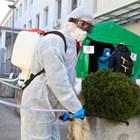 Броят на потвърдените случаи на коронавирус в Словения нарасна от вчера с 35, а броят на смъртните случаи с 6 СНИМКА: Ройтерс