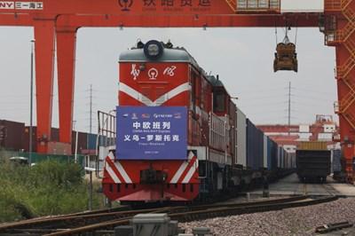 Влаковете по маршрута Китай – Европа стават все по-конкурентни