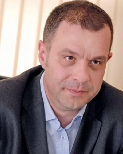 Емил Кошлуков СНИМКА: Архив