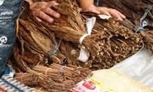 Неутрализираха престъпна група за разпространение на големи количества нарязан тютюн