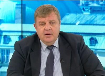 Красимир Каракачанов Кадър: БНТ