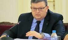 """Цацаров пише на """"Репортери без граници"""" за Прокопиев"""