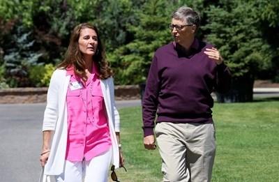 Бил Гейтс и Мелинда СНИМКА: Ройтерс