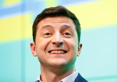 Володимир Зеленски  СНИМКА: Ройтерс
