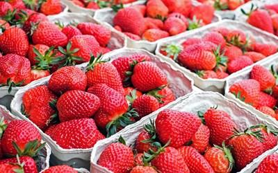 Ягодите от Южна България първи ще се появят в хипермаркетите СНИМКА: Pixabay