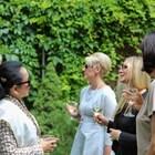 Дипломатките се събраха на прощален обяд.  СНИМКИ: ФЕЙСБУК  ХЕРО МУСТАФА