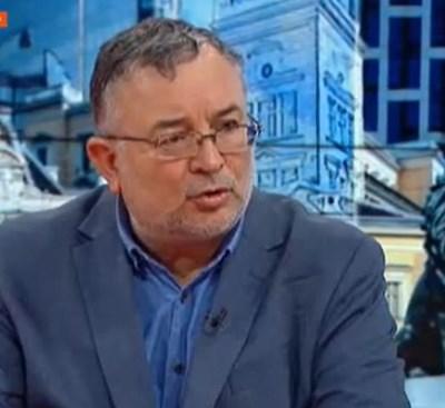 Д-р Чавдар Ботев КАДЪР: БНТ