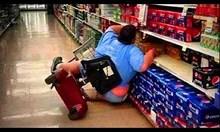 Издънки в супермаркета