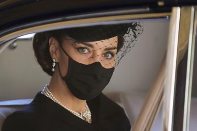 Херцогинята на Кеймбридж Кейт Мидълтън е голям дипломат. СНИМКА: РОЙТЕРС