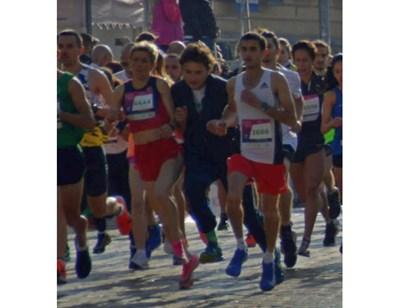 Засега в класическия маратон са се записали над 600 участници, а на полумаратон над 1 000. СНИМКА: АРХИВ