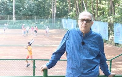 Видеозавещание: Срамно е да се води балканска война за тениса