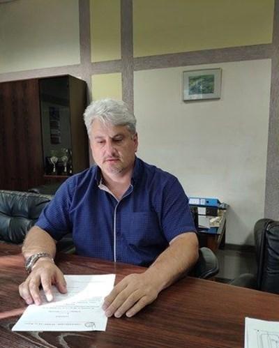 Любомир Спасов СНИМКА: Архив