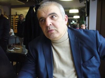 Депутатът от ГЕРБ Маноил Манев