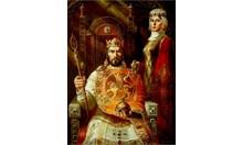 Цар Калоян получил тежка черепна травма в битка, починал на 35-40 години
