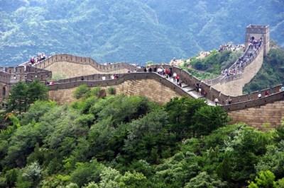 Великата китайска стена в участъка Бадалин ще предлага нощни обиколки