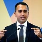 Италианският министър на външните работи Луиджи Ди Майо  СНИМКА: Ройтерс