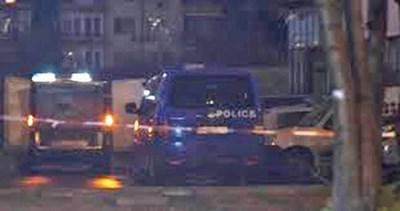 Град Левски бе блокиран от полиция в нощта на убийството. СНИМКА: АРХИВ