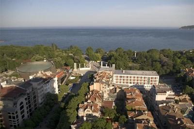 Руски компании вече се местят във Варна.