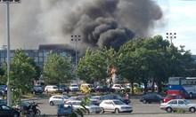 Точно 5 години след атентата: Самолет излезе от пистата на летище Бургас, евакуираха пътниците
