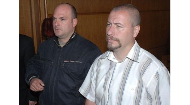 Болно сърце и дрога убили Куцара в полицейски ван