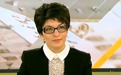 Десислава Атанасова Кадър: NOVA.