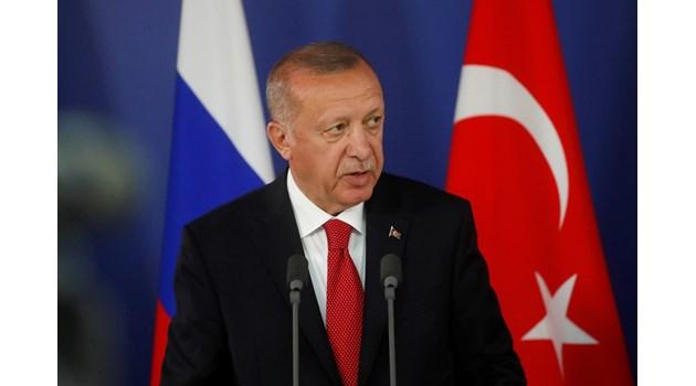 Ердоган: Развитията в Идлиб не отговарят на желаното от Турция