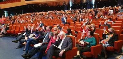 Делегатите на 50-ия конгрес на БСП избраха новия състав на Националния съвет.