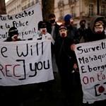 Протестиращи против спорния законопроект СНИМКА: Ройтерс