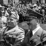 Хитлер и Мусолини