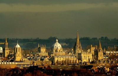 Университетът в Оксфорд