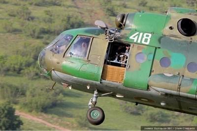 Вертолет Ми-17 СНИМКА: ВВС