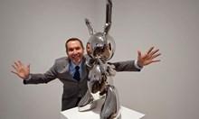 Най-скъпият жив творец е кралят на кича Джеф Кунс