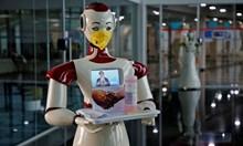 Роботи помагат по време на пандемията