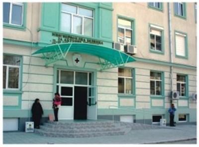 """Жената е приета в болницата """"Д-р Иван Селимински"""". Снимка Архив"""