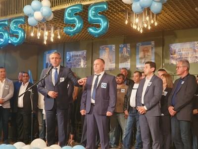 Мустафа Карадайъ от Казанлък: На тези избори трябва да дадем ясен, силен и мощен знак към София, Брюксел и света!
