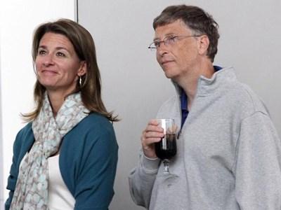Бил и Мелинда Гейтс  СНИМКА: РОЙТЕРС