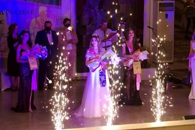 Александра Хаджихристова бе избрана за Царица Роза и ще бъде коронована утре СНИМКА: ОБЩИНА КАЗАНЛЪК