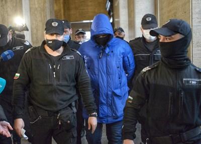 Кристиан Николов е в ареста от деня на смъртта на Милен Цветков.