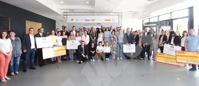 Победителите в конкурса за 2017 г. СНИМКА: 24 часа