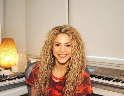 Шакира СНИМКА: Личен инстаграм профил